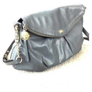💋 Juicy couture gray handbag cute 💋